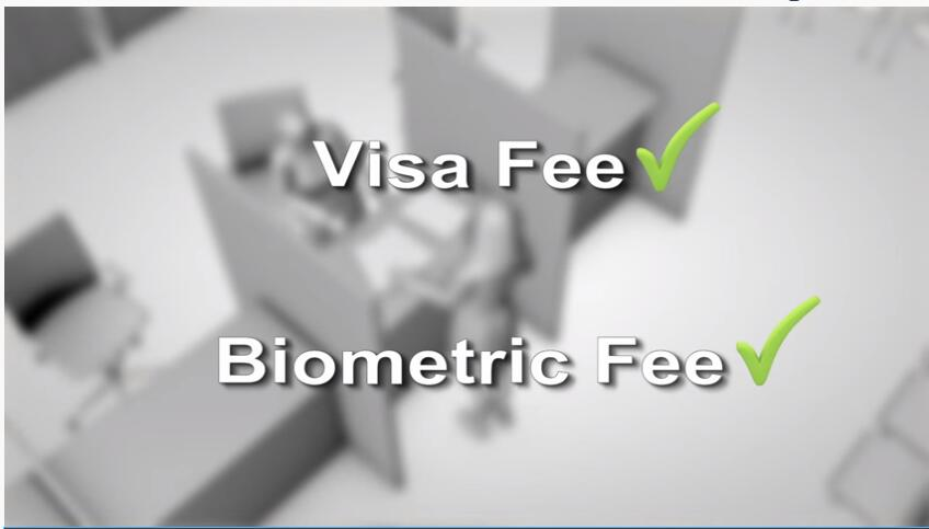 Biometric fee
