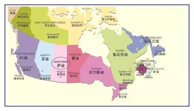Résultats de recherche d'images pour «saskatoon 萨省 map»